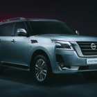 Nissan Patrol (2020 facelift, Y62, sixth generation, Middle East) photos