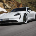 Porsche Taycan Turbo & Turbo S (2020, first generation) photos
