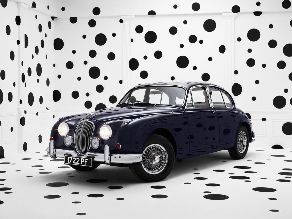 Jaguar Mark 2 (1959) 2019 photos by Rankin