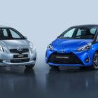Toyota Yaris history (1999-2020, XP10, XP90, XP130, 4th gen) photos