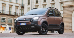 2019 Fiat Panda Trussardi: Aging hatch given luxury brand treatment