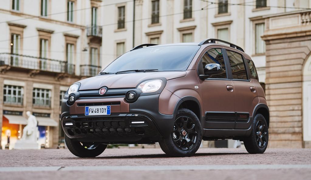 Fiat Panda Trussardi (2019, Type 319, third generation) photos