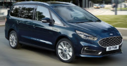 2020 Ford Galaxy facelift: New Vignale model and styling upgrades