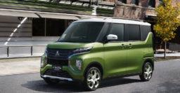 Mitsubishi Super Height K-Wagon: A very Japanese take on the minivan