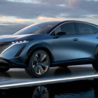 Nissan Ariya previews electric SUV that's sexier than the Leaf hatch