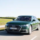 2020 Audi A8L 60 TFSI E Quattro: Limo gains 3L turbo V6 plug-in hybrid