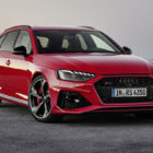 Audi RS4 Avant (2020 facelift, B9, Type 8W, fifth generation) photos