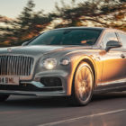Bentley Flying Spur (2020, second generation) photos