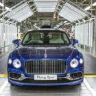 2020 Bentley Flying Spur production has begun