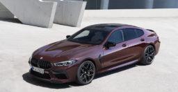 2020 BMW M8 Gran Coupe: Finally a big M sedan