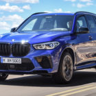 BMW X5 M Competition (2020, G05, fourth generation) photos