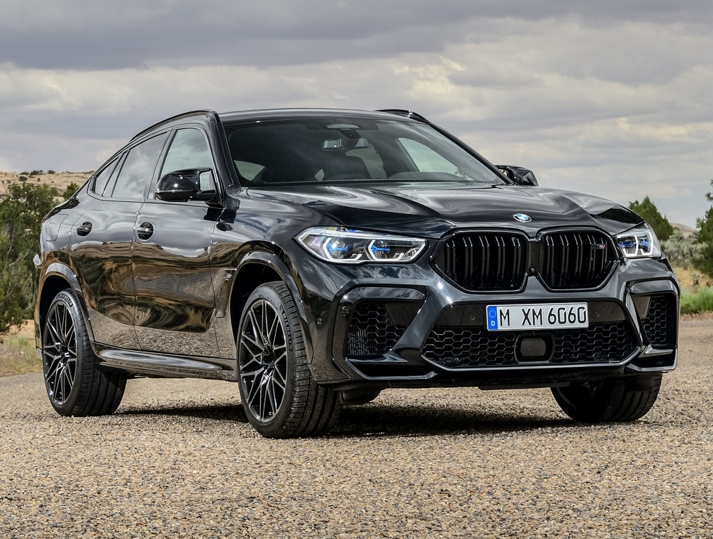 Bmw X6 M Competition 2020 G06 Third Generation Photos