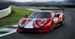 2020 Ferrari 488 GT3 Evo: Revised aerodynamics, longer wheelbase