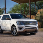 2020 Ford Expedition King Ranch: High luxury model returns to SUV range