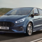 2020 Ford S-Max: Minivan soldiers on with facelift, new ergonomic seats