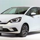 2020 Honda Fit/Jazz: Hybrid & Crosstar for Japan, Europe; TBC for the US