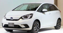 2020 Honda Fit/Jazz: Hybrid & Crosstar for Japan, Europe; TBC for the US