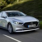 2020 Mazda 3 SkyActiv-X: Gas engine with diesel economy, less NOx