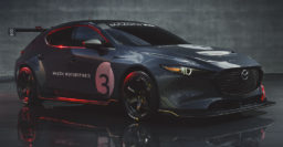 2020 Mazda 3 TCR: Sexy hatch goes racing with turbo, big wings