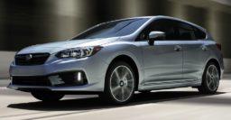 2020 Subaru Impreza: Subtle facelift, more equipment, $100 increase