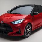 Toyota Yaris Hybrid (2020, fourth generation, EU) photos