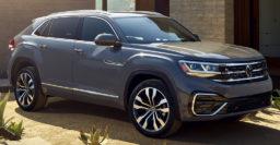 """2020 Volkswagen Atlas Cross Sport: """"Coupe"""" styling for shorter model"""