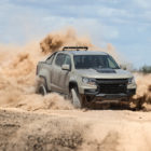 Chevrolet Colorado ZR2 (2021 facelift, second generation, USA) photos