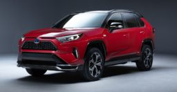 2021 Toyota RAV4 Plug-in Hybrid to be detailed in November