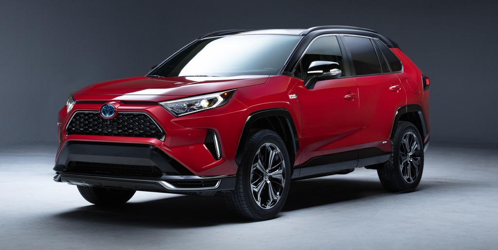 Toyota RAV4 Plug-in Hybrid (2021, XA50, fifth generation ...