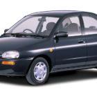 Mazda 121 (1991-1996, DB, second generation, EU) photos
