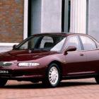 Mazda Xedos 6 (1992-1999, first generation) photos