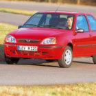Mazda 121 (2000-2002 facelift, third generation, EU) photos