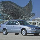 Mazda 626 sedan & hatch (2000, GF, sixth generation, EU) photos
