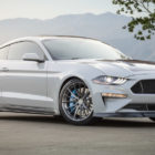 2019 Ford Mustang Lithium concept: EV coupe has 6-speed manual!