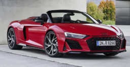 2020 Audi R8 V10 RWD becomes permanent part of the range