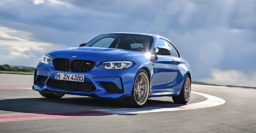 2020 BMW M2 CS: More twin-turbo I6 power, lighter body, gold wheels