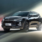 2020 Chevrolet Blazer 7-seat unveiled, but only for China and Asia
