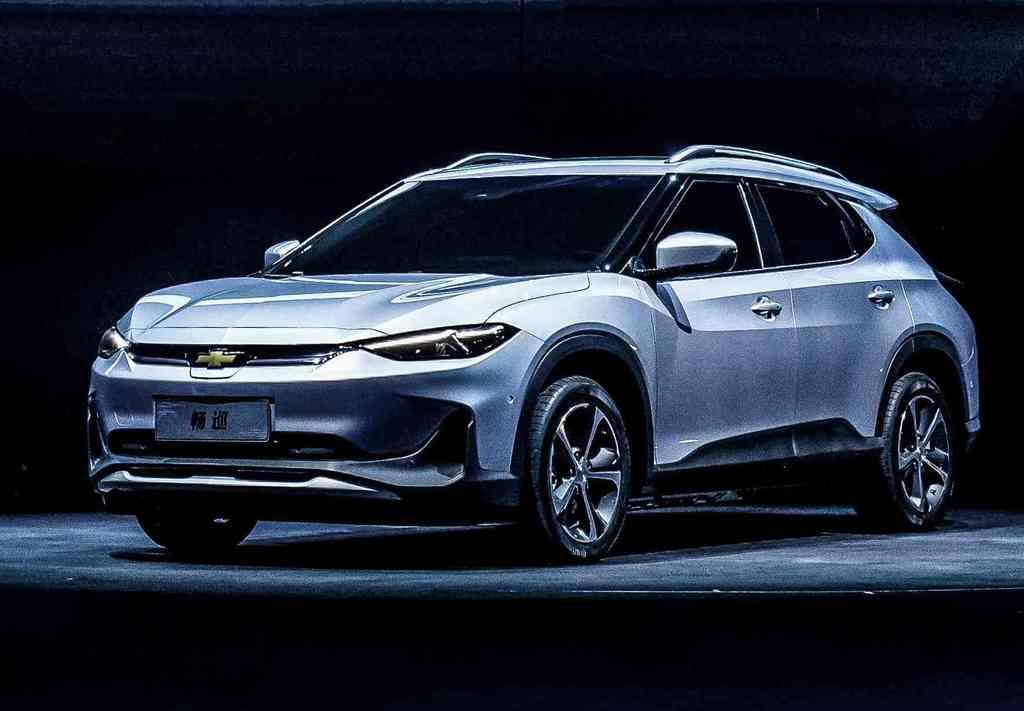 Chevrolet Menlo (2020, first generation, China) photos ...