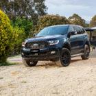 Ford Everest Sport (2020, T6, Australia) photos