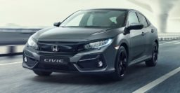 2020 Honda Civic hatch: Facelift now available in Europe