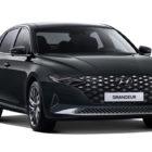 Hyundai Grandeur (2020 facelift, IG, sixth generation, KDM) photos