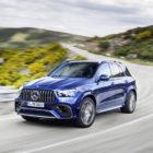 2021 Mercedes-AMG GLE63: Family SUV gets bruising turbo V8