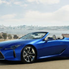 2021 Lexus LC convertible: A thing of sheer beauty that no-one will buy