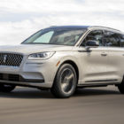 2021 Lincoln Corsair Grand Touring: Plug-in hybrid with electric AWD