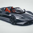 2021 McLaren Elva: Open top car inspired 1960s racers