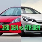2020 Honda Fit (Jazz) vs 2013-2019: Differences & changes compared