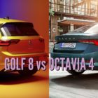 2020 Volkswagen Golf vs Skoda Octavia: Sibling differences compared