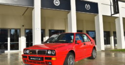 Lancia Delta Integrale can be fixed with new heritage parts