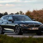 BMW M340i xDrive Touring (2020, G21, seventh generation) photos