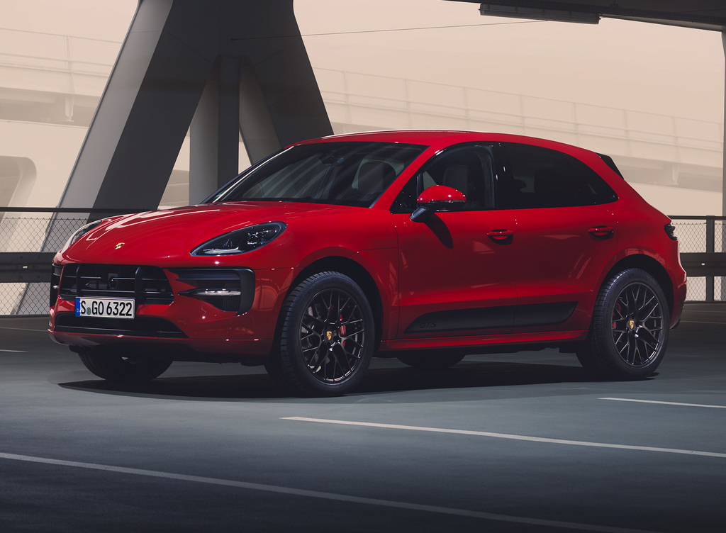 2020 Porsche Macan GTS returns with even more powerful twin